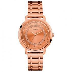 Relogio Feminino Guess Original Rose - Joias e Relógios no Mercado ... b569017f66