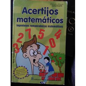 Acerijos Matemáticos , Yave Gutiérrez