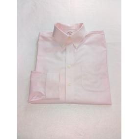 Camisa Brooks Brothers Rosa