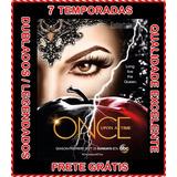Once Upon A Time 1ª Até 7ª Temporadas Dubladas Frete Grátis