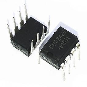 5x Fm62429 Potenciômetro Digital Novo Original