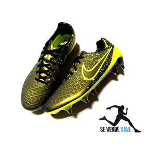Magista - Tacos y Tenis Césped natural Nike Verde de Fútbol en ... 14a9285635770