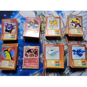 Lote 400 Mini Cartas Pokémon