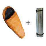 Saco De Dormir Micron Nautika X-lite + Isolante Aluminizado