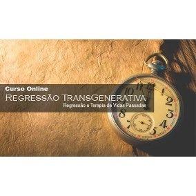 Curso De Hipnose Regressão Transgenerativa - Cucatto
