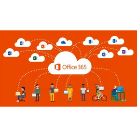 Licencia Office 365 Permanente Para 5 Pc