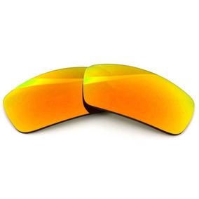 500b6211505c5 Lente Para Oakley Jury Fire Red Polarizada De Sol - Óculos no ...