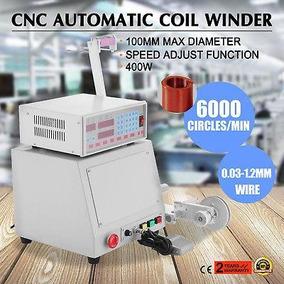400w Nuevo Cnc Automático Bobina Bobina Máquina Microor-7062