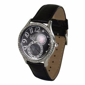 Relógio Feminino Analógico Dumont Sp35050/p - Preto