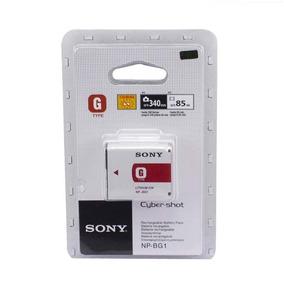 Bateria Sony Lithium Ion Original Cyber Shot Np-bg1 W30 W55