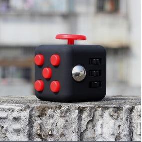 Fidget Cube - Antiestresse E Ansiedade Muitas Cores