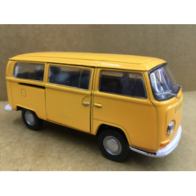 Miniatura Kombi 2015 Amarela