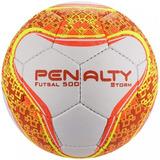 Bola De Futsal Storm 500 Costurada A Mão - Original