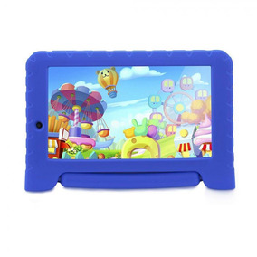 Tablet Kid Pad Plus Azul Nb278 - Multilaser