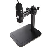 Microscopio Digital Usb 1000x Con Detalle En Funcionamiento.