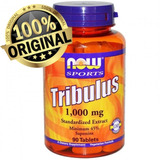Tribulus Now Sports 1000mg 90tabs - Original - Importado!