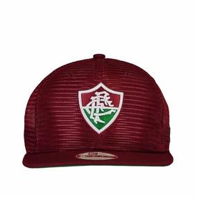 75c179bd50b43 Bone New Era Fluminense - Bonés no Mercado Livre Brasil