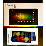 Paquete Tableta Polaroid Jet C7 Y Teléfono Polaroid Cosmo L