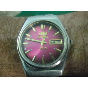 acdda2e47b9 Relogio Orient 3 Estrelas Japan - Relógios no Mercado Livre Brasil
