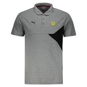 Kit Camiseta Polo Masculina Ferrari - Calçados b5c6af39267