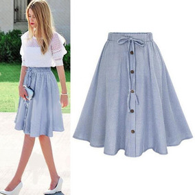 Faldas Largas Para Mujer Cristiana - Ropa y Accesorios en Mercado ... 57843bcca706