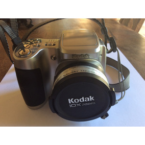 Filmadora E Máquina Fotográfica Kodak Easyshare 10 X De Zoom