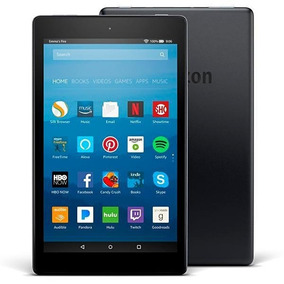 Tablet Amazon Fire Hd8 Wi-fi 16gb Tela 8 Preto * Envio Já *