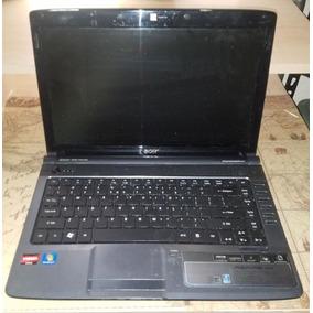 Notebook Acer Aspire 4540, Com Defeito Liga E Já Desliga