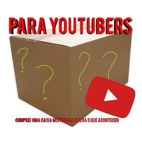 Caixa Misteriosa Para Youtubers!