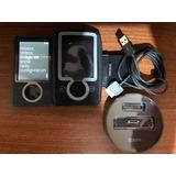 Reproductor Microsoft Zune 30gb Completo