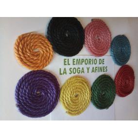 Hilo De Yute Para Manualidades Arte Y Artesanias En Mercado Libre