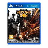Infamous Second Son Para Playstation 4 Usado