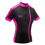 Camisa Bike Ims Citrino (rosa Fluor, G)