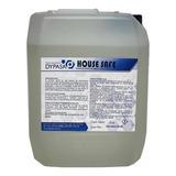 Desinfectante Para Spray Base Cuaternario De Amonio 5lts