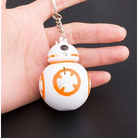Chaveiro Bb-8 Com Led
