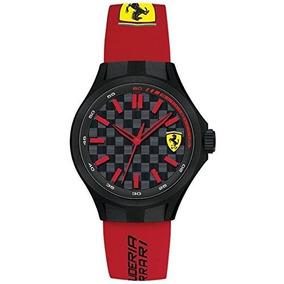6f3472c4ac4 Relogio Scuderia Ferrari Racing Black - Relógios no Mercado Livre Brasil