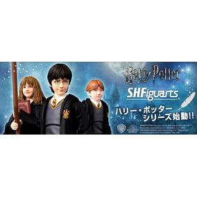 Set Harry Potter Sh Figuarts ( Harry / Ron / Hermione )
