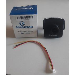 Mini Câmera Colorido 1/4 Greatek