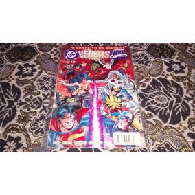 Hq - Dc/marvel - Dc Versus Marvel - Série 1 Nº 4