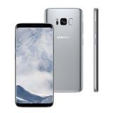Smartphone Samsung Galaxy S8 Tela 5,8 64gb Mostruário