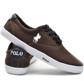 Tênis Masculino Polo Plus Original Costurado Envio Imediato