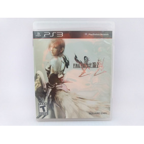 Jogo Ps3 Final Fantasy Xlll-2 Mídia Física