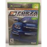 Juego Xbox Live Forza Motorsport 2005 Usado 357ju