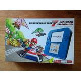 Nintendo 2ds Mariokart 7 Envio Gratis Facturamos!