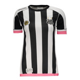 02c55077b5866 Camisa Santos Kappa Feminina no Mercado Livre Brasil