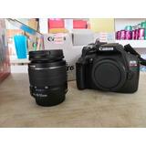 Canon T6 Nueva