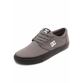 Tênis Dc Shoes Plaza Lite Cinza