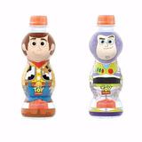 12 Garrafinha Água Toy Story Woody Buzz Lightyear 6 De Cada
