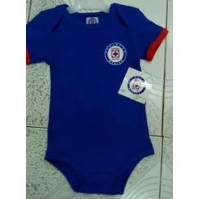 Mameluco Para Bebes De Cruz Azul - Ropa para Bebés en Mercado Libre ... 1173f7c6b8d58