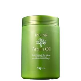Inoar Argan Oil Máscara De Tratamento 1kg